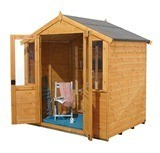 Forest Economy 7x5 Barleywood Summerhouse
