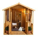 Forest Economy 7x7 Maplehurst Summerhouse