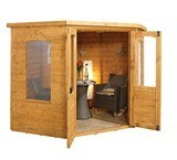 Forest Economy 7x7 Cranbourne Corner Summerhouse