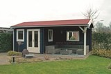 Lugarde Riga Log Cabin 3m x 6.5m - including Internal Floor