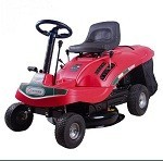 The QGarden 24 Ride On Mower