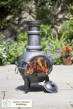 Arriba Medium with Grill Chimenea