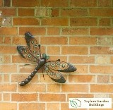 Glow in the Dark Dragonfly Wall Art