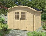 Klair Log Cabin 3m x 2.4m