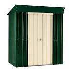 Lotus Metal Pent Shed 5x3