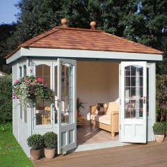 Hipped Summerhouses