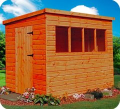 The Pent Shed