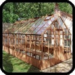 Falcon timber Greenhouses