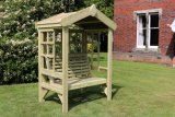 Cottage Arbour Trellis