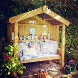 Cottage Arbour Enclosed