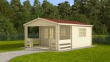 Manchester Log Cabin 4mx5.85m