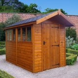 Stanford Apex Shed 4'x6'