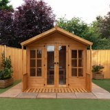 Wessex Traditional Summerhouse 8'x8'