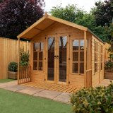 Wessex Traditional Summerhouse 10'x8'