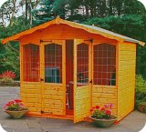 The Supreme Summerhouse 8'x8'