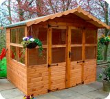 The Valencia Summerhouse 5'x10'