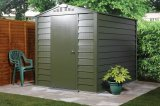 Trimetal Titan 640 Metal shed