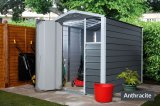 Trimetal Titan 680 Metal shed