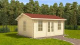 Verona 5mx4m 44mm Log Cabin