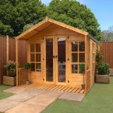 Wessex Traditional Summerhouse 12'x8'