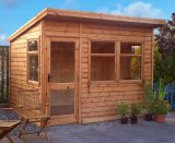 The Arley Summerhouse 8'x8'