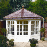 The Clifton Corner Summerhouse 8'x8'