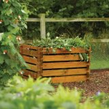 Wooden Budget Composter