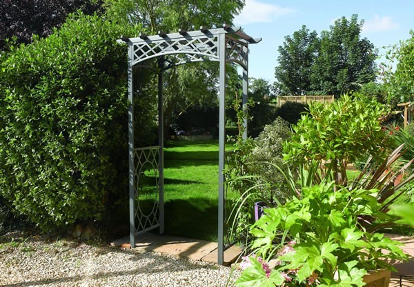 Wrenbury Metal Arch