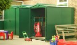 Asgard Centurion Secure Shed