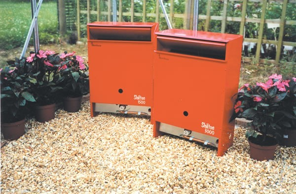 Shilton Greenhouse Heater