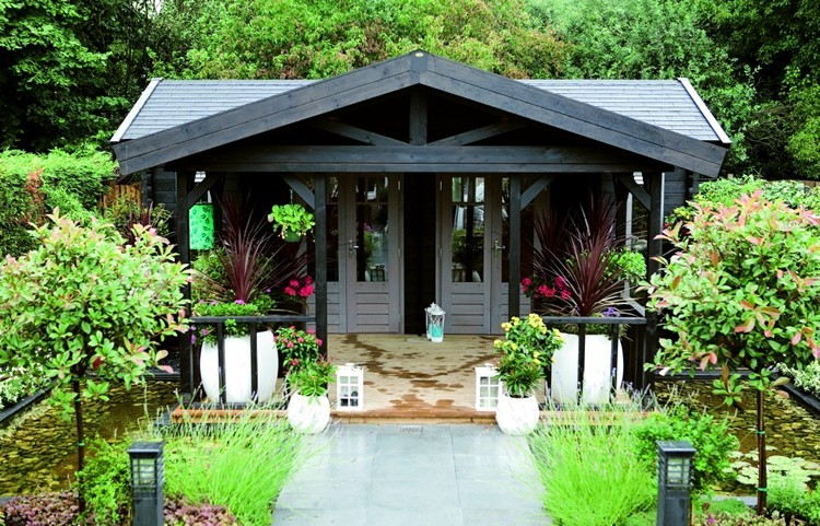 Lugarde Venice Log Cabin and Veranda