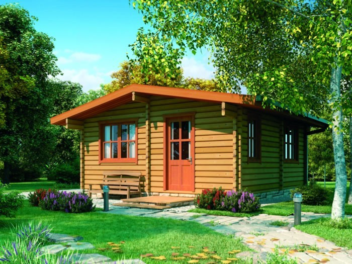 Bristol Log Cabin