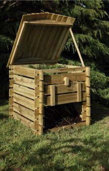 Forest Beehive Composter