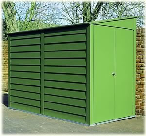 Trimetal Titan 940 Metal shed