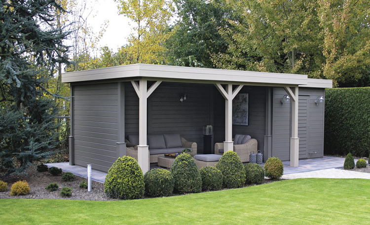 Lugarde Prima Jake Log Cabin 3.0x6.0m