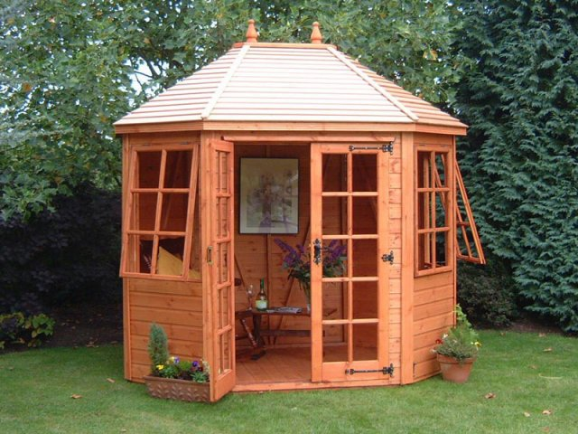 Lichfield Summerhouse 8'x6'