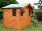 Supreme Hobby Shed 5'x7'