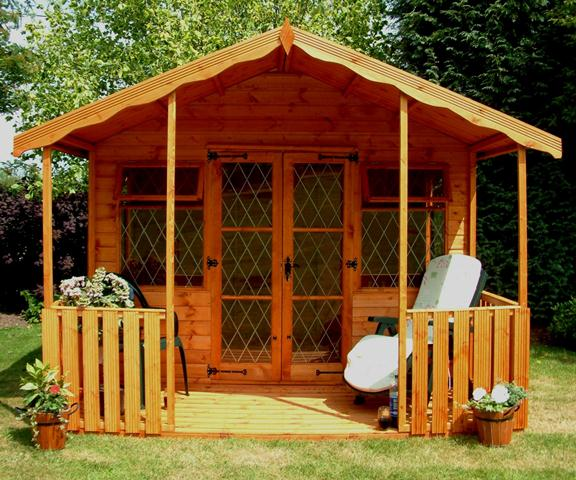 Doveridge Summerhouse 5'x8'