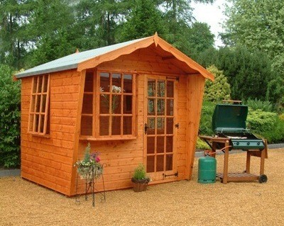 The Haywood Summerhouse 8x10 (2.43mx3.04m)