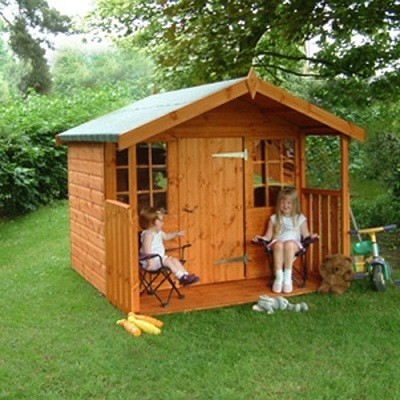 The Playhouse 5'x5' with verandah