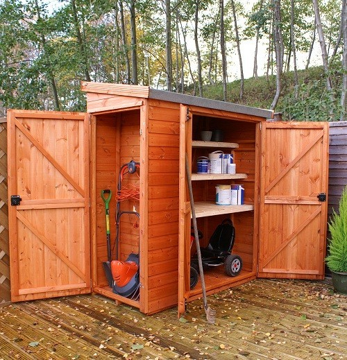 The Handy Store Shed 7'x4'