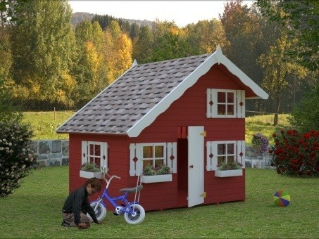 The Tom 16mm Playhouse 2.2x1.8m