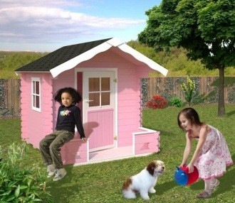 The Sam 19mm Playhouse 1.8x1.8m