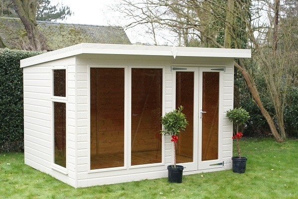 The Denby Summerhouse 16x8