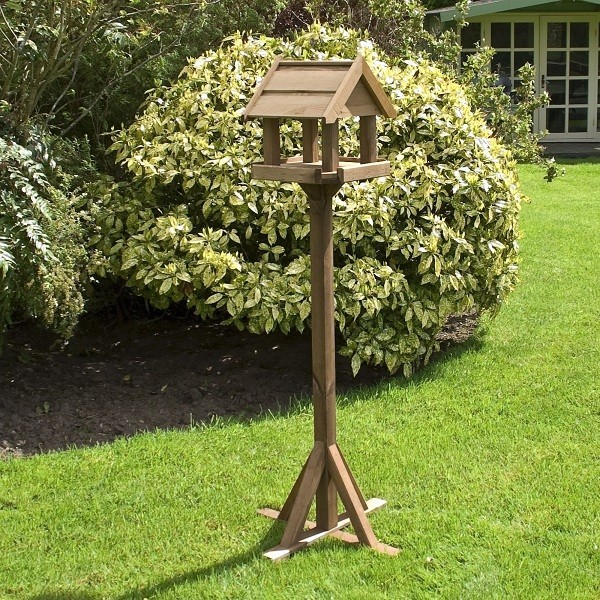 Bisley Wooden Bird Table