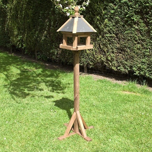 Laverton Wooden Bird Table