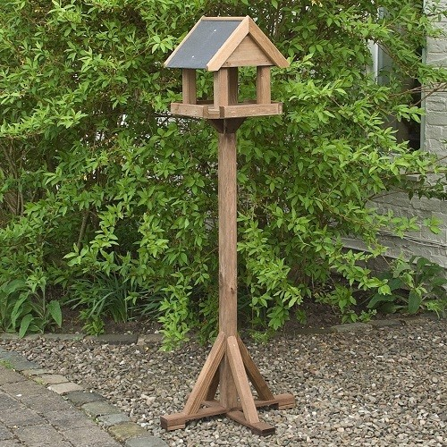 Windrush Wooden Bird Table