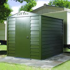 Trimetal Titan 660 Metal shed