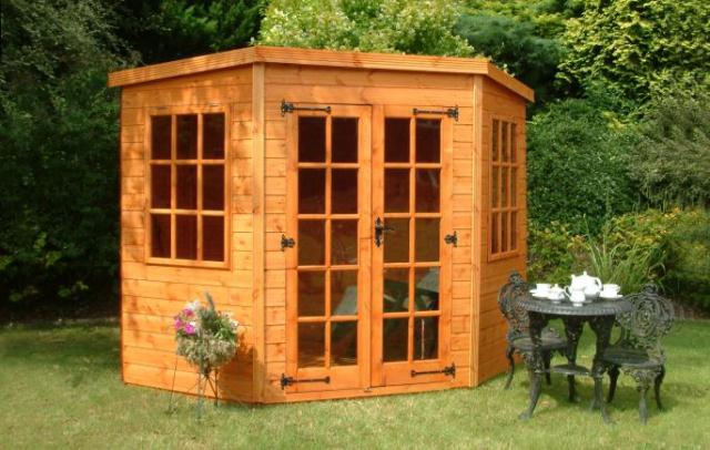 Coniston Corner Summerhouse 6x6 (1.82m x 1.82m)
