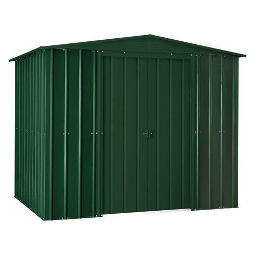 Lotus Apex Roof Metal Shed 8'x6'
